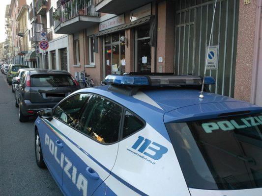 Coppia rumena arrestata per furto di liquori