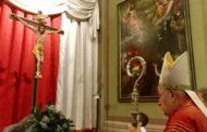Lumellogno in festa con il Vescovo Monsignor Brambilla