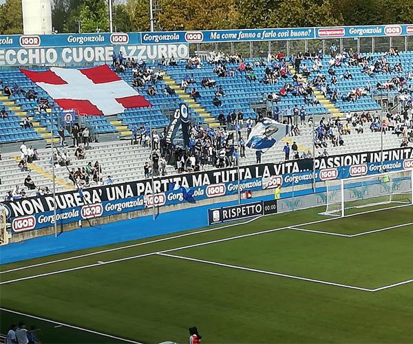 Novara Calcio sconfitto dall'Avellino