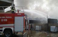 Incendio di Mortara, a Borgolavezzaro la centralina per la diossina: sabato i risultati