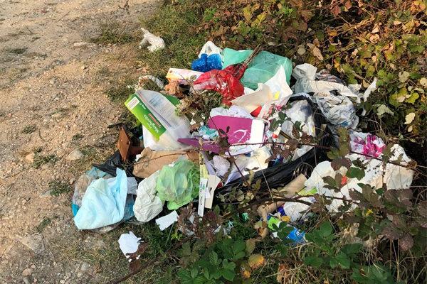 Sanzioni per abbandono rifiuti