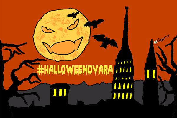 Halloween a Novara