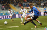 Il Novara è in riserva e la Salernitana passa al Piola approfittando del logorio azzurro