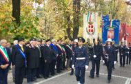 Novara celebra i Caduti per la patria e le Forze armate