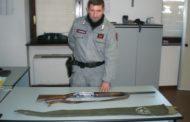 A caccia col fucile modificato e senza permesso