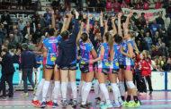 Igor Volley: vittoria netta su Scandicci