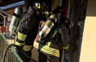 Casa in fiamme svela una serra di marijuana