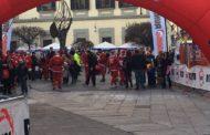Babbo Running, a Novara, per la Fabbrica del sorriso