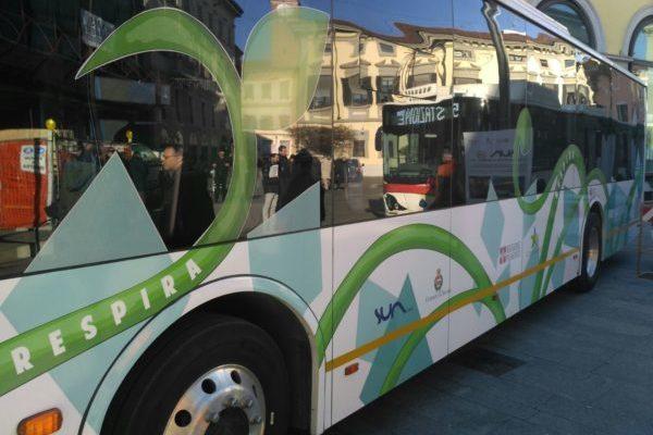 """""""Sun iTicket Novara"""" ecco la App per comprare i biglietti del bus"""