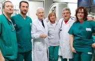 Innovativa metodica applicata nel laboratorio di elettrofisiologia del Maggiore