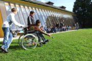 """""""Anche i ragazzi disabili possono fare sport, senza limiti"""""""