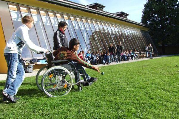"""""""Anche i ragazzi disabili possono fare sport"""