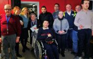 Solidarietà in memoria di Sandro Berutti