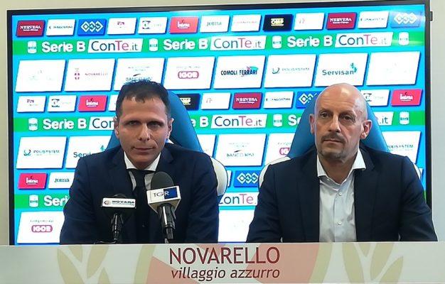 Il Novara calcio cambia parole e stile, Mimmo Di Carlo abbandona il sogno per tornare alla realtà