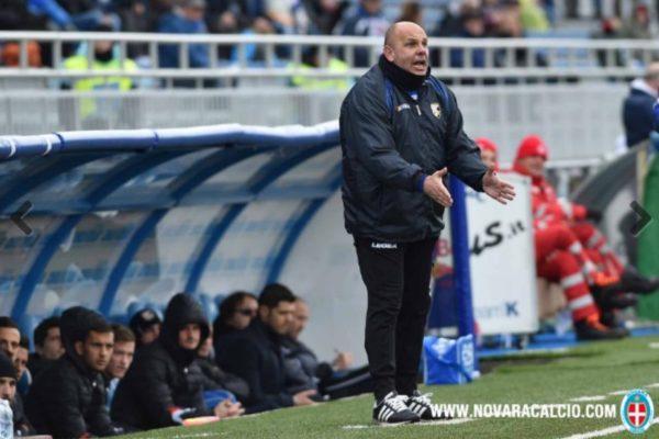 """Per il """"caso Tedino"""" nessun provvedimento contro il Novara. I tifosi azzurri non c'entrano niente"""