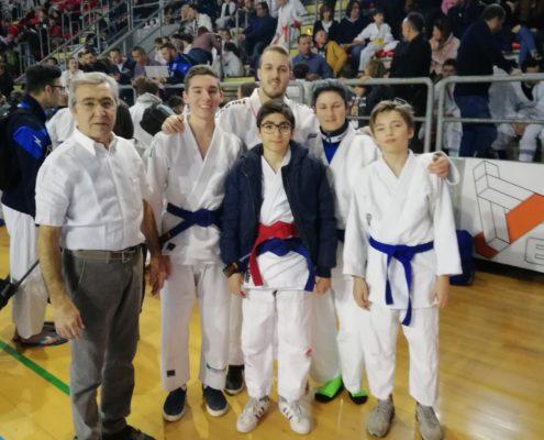 A Taranto tre ori e due bronzi per la Judo Ju Jitsu Novara