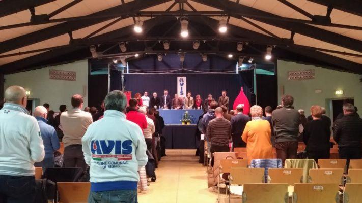 donazioni Avis novara provincia