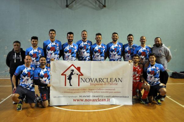 Serie D: Novarclean Volley Novara perde lo scontro al vertice contro la capolista Borgofranco