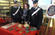 Reperti romani recuperati: valgono più di 100.000 euro