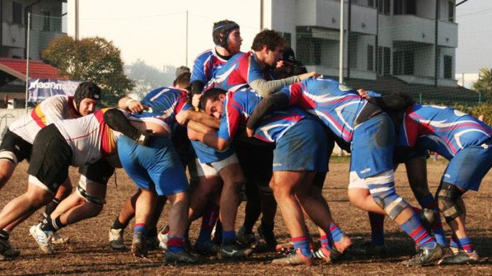 sconfitta Probiotical a Sondrio 34-15 Gica Vacaru campionato serie B rugby prossima partita Amatori Capoterra 11 marzo campo di via della pace