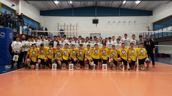 A Romagnano Sesia il Volley Novara vince le final four under 16