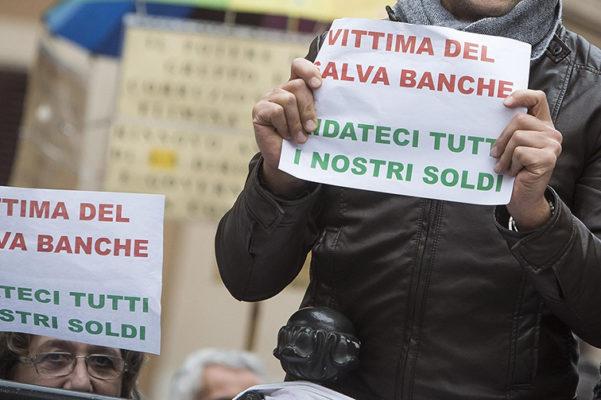 """Banche Venete. Federconsumatori al Governo:""""Promesse non mantenute"""""""