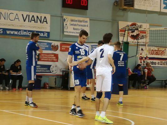 Novara Volley serie C D