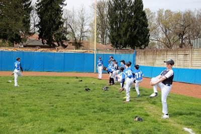 2a campionato Novara Baseball 15.04.2018