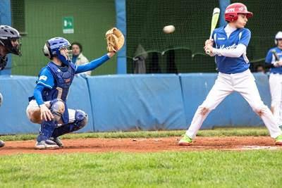 2a campionato Baseball Novara 15.04.2018