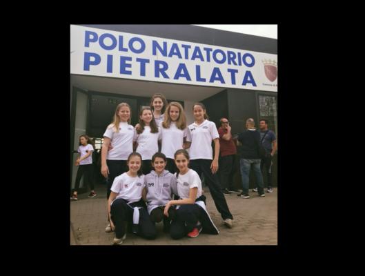 Libertas Novara Esordienti A campionati italiani Roma