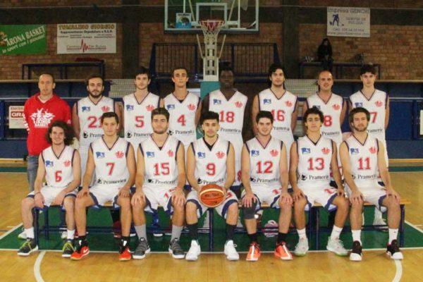 Serie C Silver Pallacanestro Ghemme Arona Basket