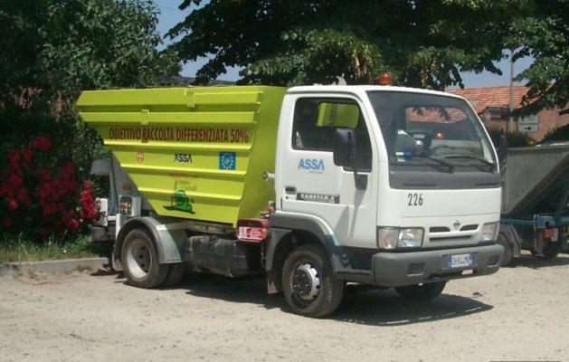 Dall'ASSA il calendario della raccolta rifiuti di martedì 1° maggio