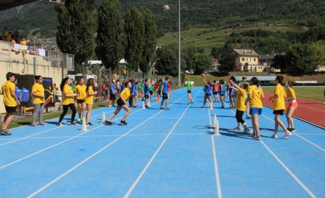 CorriAMO alle scuole Medie! Il 4 maggio la finale di Atletica per gli studenti della provincia