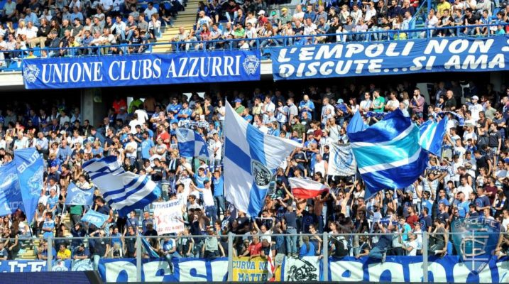 Ad Empoli è pronta la festa, il Novara prova a strappare un brindisi.