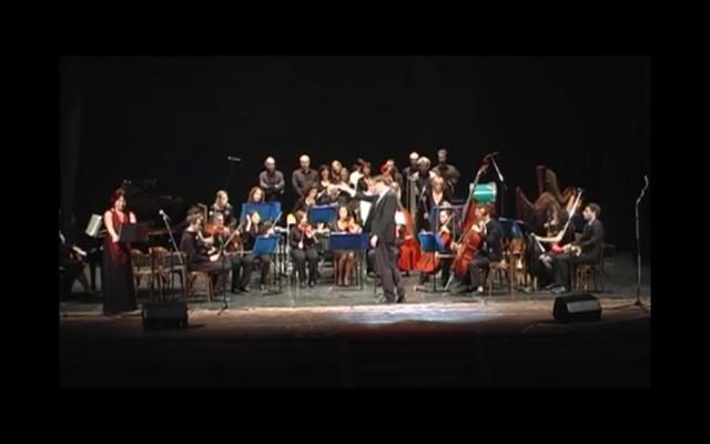 Per Passio 2018 l'Orchestra Ensemble ArtEssenziale suona all'auditorium dell'istituto civico Brera