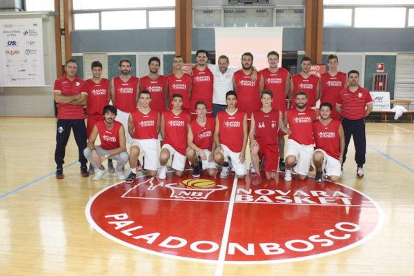 Basket Promozione. Continua la marcia del Novara; Paruzzaro, Borgoticino e La Lucciola tengono il passo