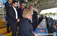 La Tribuna Stampa del Piola intitolata a Giuseppe Vaccarone. Il video.