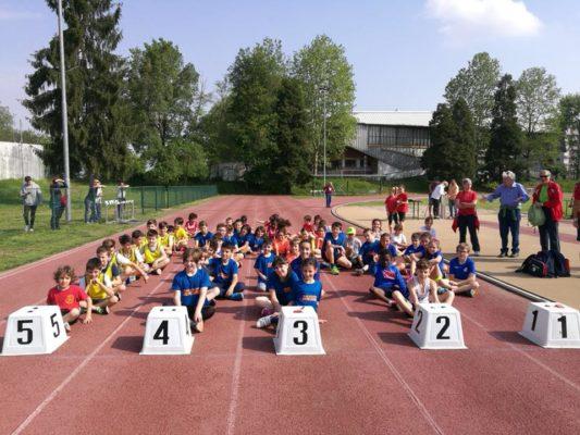Team Atletico Mercurio: quasi 500 giovani atleti al 15° Meeting di Novara