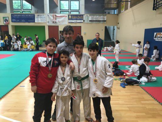 Gattinara e Ornavasso, doppio impegno per il Centro Judo Novara