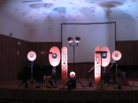 Il suono di Novara: al Faraggiana l'esperienza della musica audiovisuale