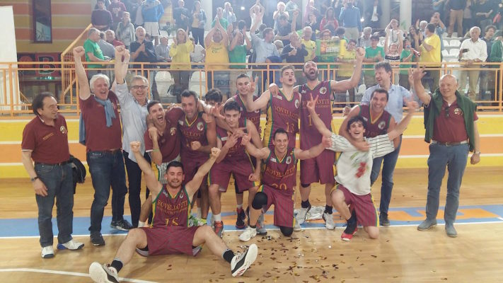 Rovellotti Ghemme serie C Gold playoff