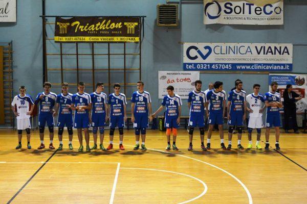 Playoff di serie C: l'Artivolley passa a Novara