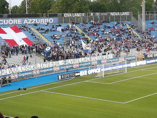 Novara calcio retrocesso in C