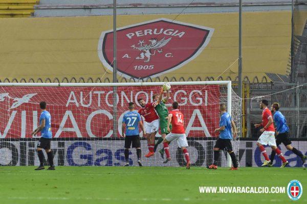 Il Novara a Perugia si gioca un gran pezzo di B. Umbri distratti dal volley.