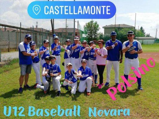 Basball Softball Novara festa mamma Lilt