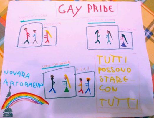 Novara Pride programma park viabilità