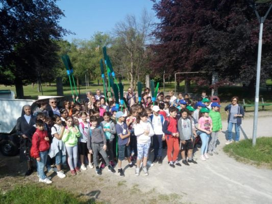 bambini parco delle betulle Junior Day