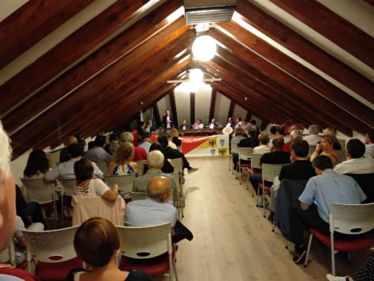 autonomia Insubria Alpi Cusio Aime Orta