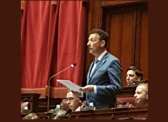 Alberto Gusmeroli eletto vicepresidente della Commissione Finanze