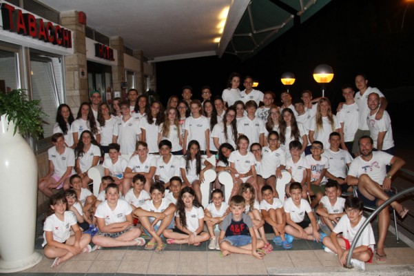 Libertas Novara nuoto 3ª agli italiani, da Spoleto arrivano 36 medaglie
